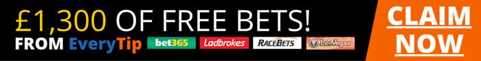 racebets welcome bonus