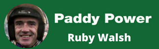 Ruby Walsh PAddy Power Blog