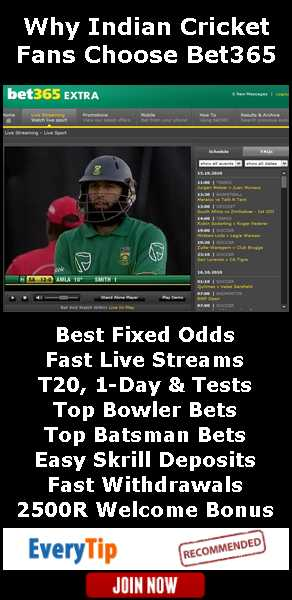 Bet365 Cricket Betting Reasons To Join