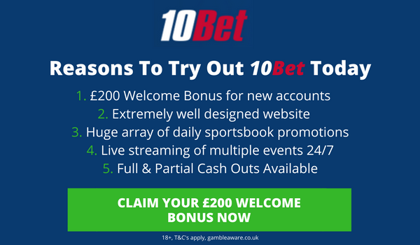 Reasons To Try Out 10Bet