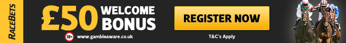 RaceBets New Account Sign Up Offer