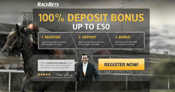 racebets review landing page
