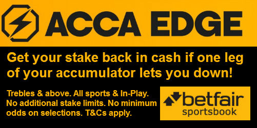 free football acca tips and betfair acca edge promotion