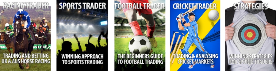 the sports trader 5 ebook special discount