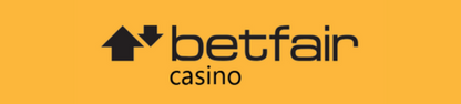 Betfair Casino payment options