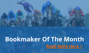 Bookmaker Of The Month