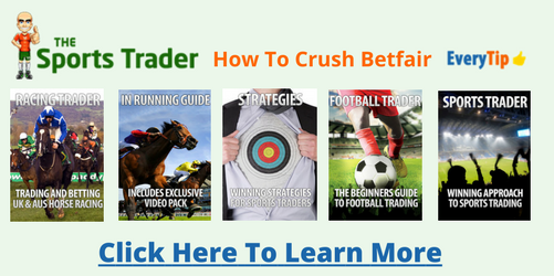 Sports Trader - How To Crush Betfair