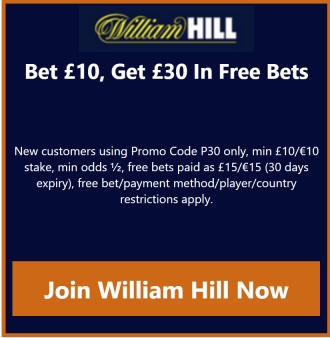 willhill new account offer
