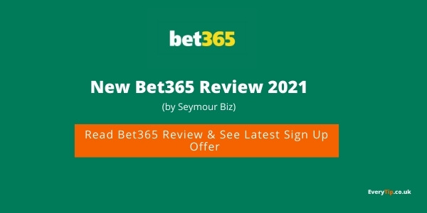 bet365 review 2021