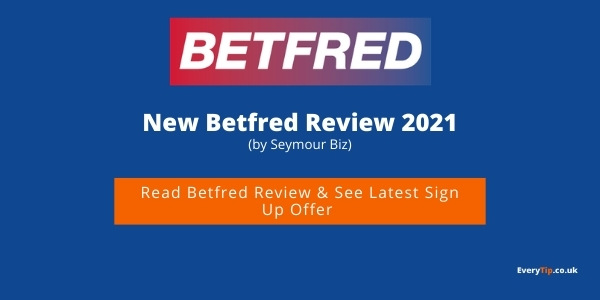betfreds review 2021