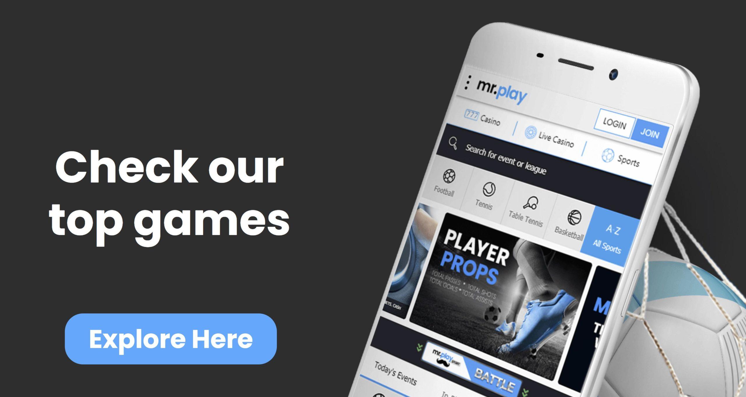 mrplay sports review - everytip